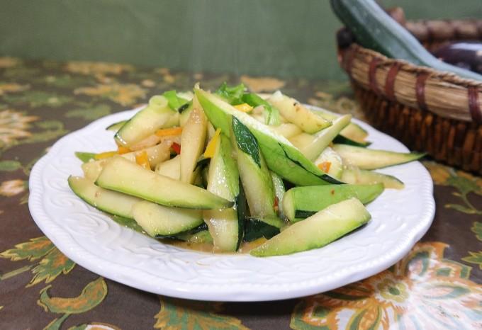 Fresh Garden Stir Fry
