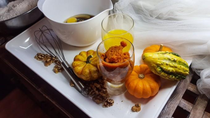 100% pure Pumpkin Purée