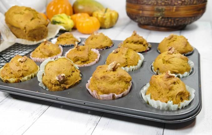 Pumpkin Muffins~