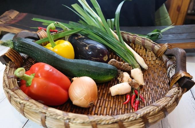 Vegetables....
