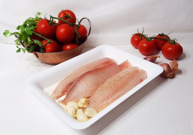 how to cook tilapia with tomato sauce