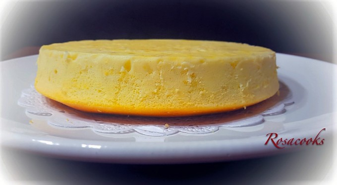 Lemon Cheese Cake@Rosacooks